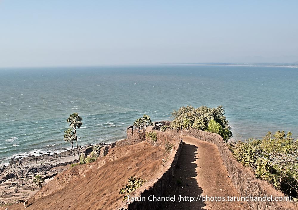 Korlai Portugese Fort, Tarun Chandel Photoblog