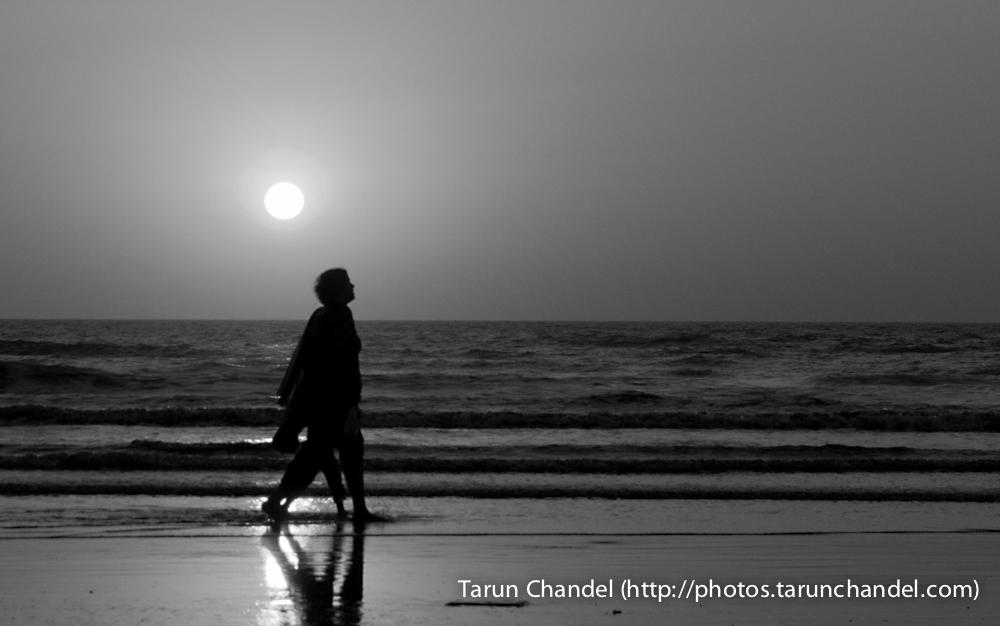 Naogaon Beach Sunset, Tarun Chandel Photoblog
