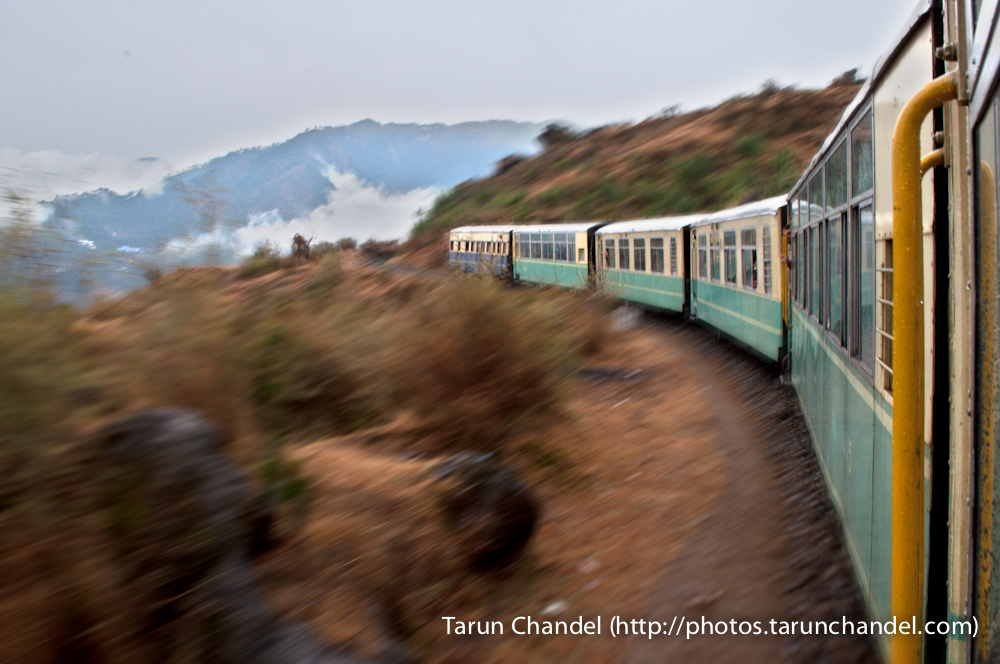Kalka Shimla Train Himachal, Tarun Chandel Photoblog
