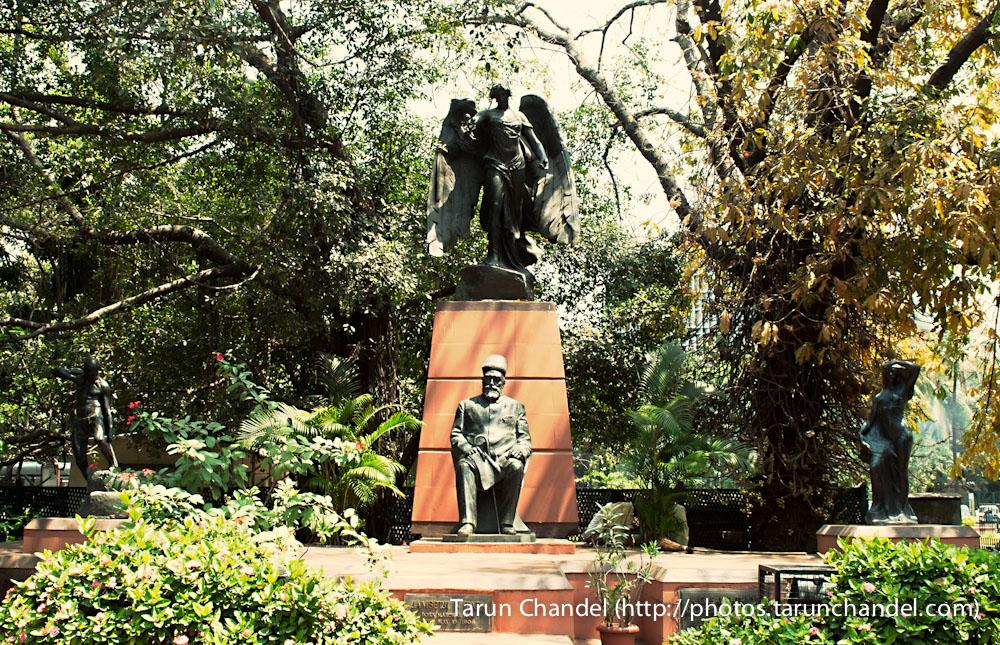 Jamshed Ji Tata, Tarun Chandel Photoblog