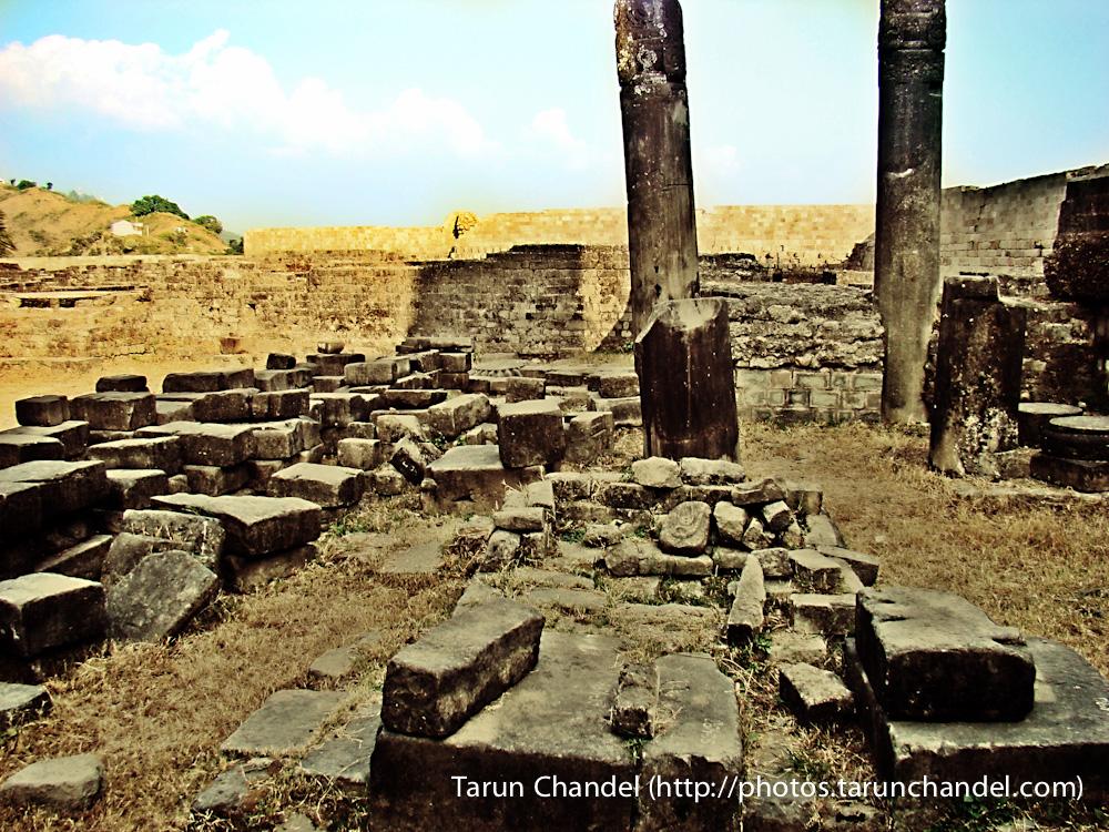Kangra Fort Ruins Himachal, Tarun Chandel Photoblog