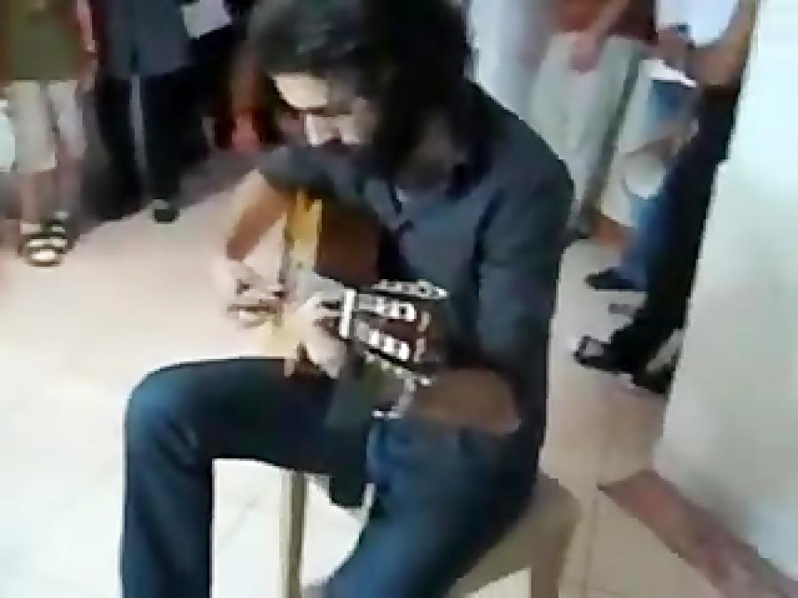 فیلمهای اجرای هنرجویان گیتار پرشا مطبوع صالح