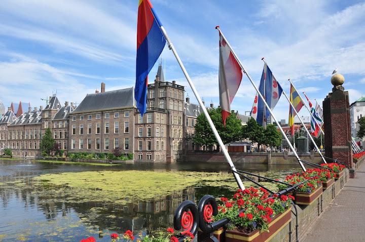 Den Haag-เมืองหลวงราชการ