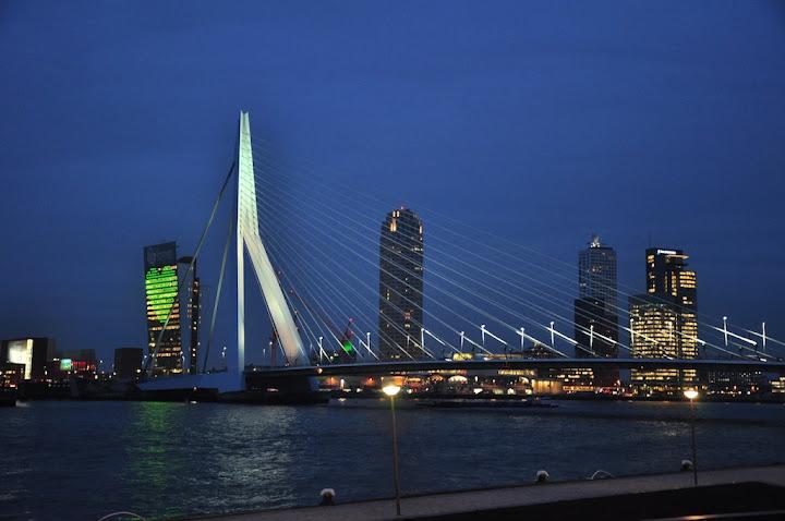 Rotterdam-เมืองท่าสมัยใหม่