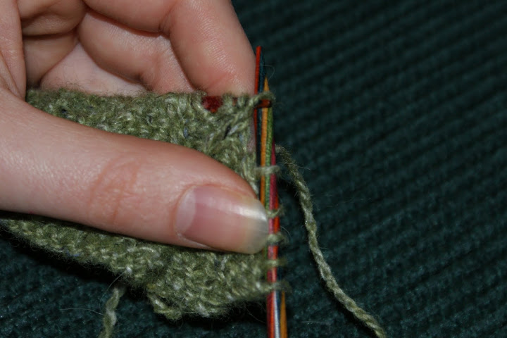Twisted Stitches And Other Matters In Clue 1 Osborn Fiber Studio