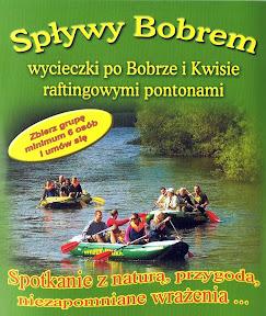 spływ Bobrem