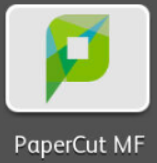 Green Icon labeled PaperCut MF