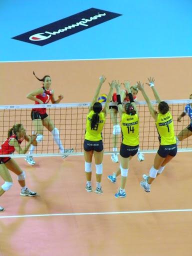 Fenerbahçe Acıbadem - Vakıfbank Güneş S. T.Telekom (CEV CL FINAL FOUR 2011)