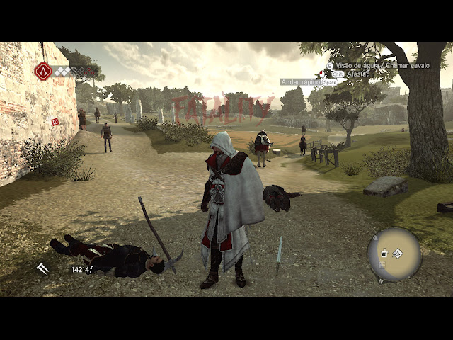 Assassin's Creed Quem Souber Posta ;x ACBHFatality