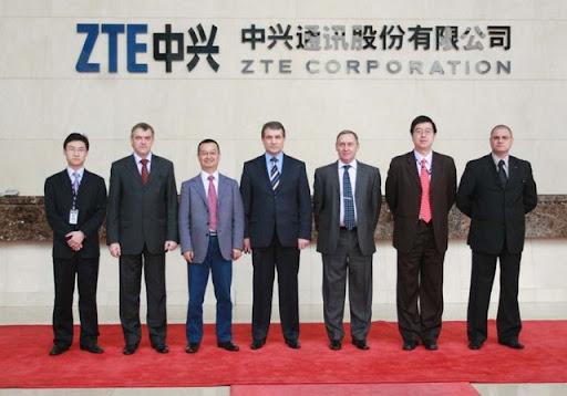 поездка мэра в Китай