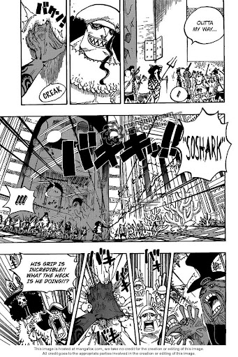 Read One Piece 617 Online   04 - Press F5 to reload this image