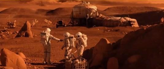 LUT, Premiere Pro, Mars, red planet