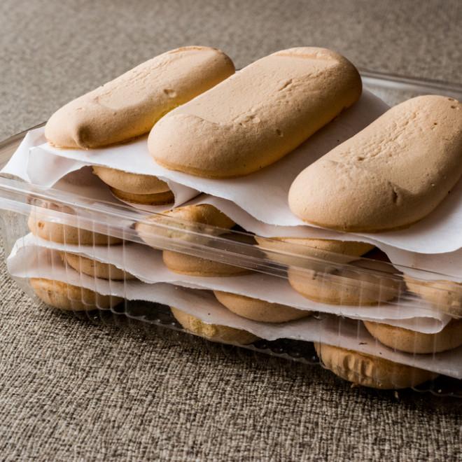 Recettes DME : Biscuits à la cuillère pour bébé