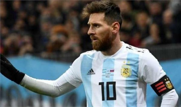 阿根廷國家隊梅西