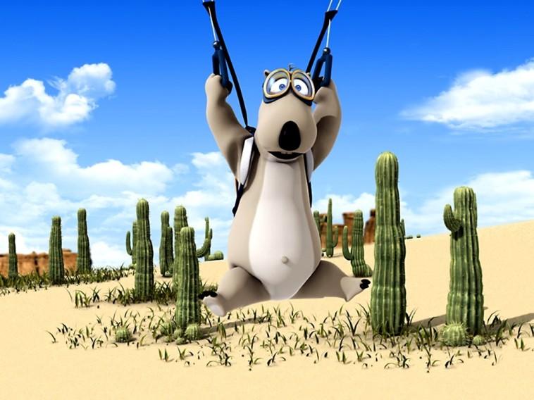 Bernard Bear cartoon picture 2