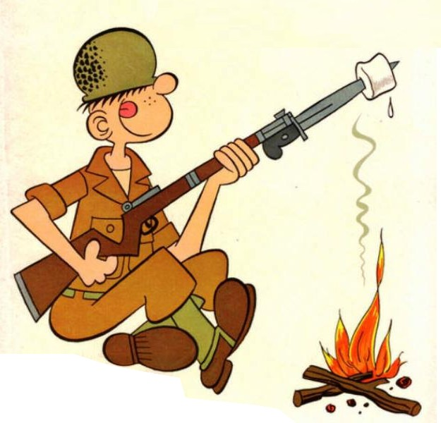 Beetle Bailey cartoon picture 3