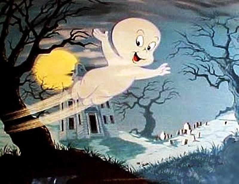 Casper Ghost Cartoon Picture 2