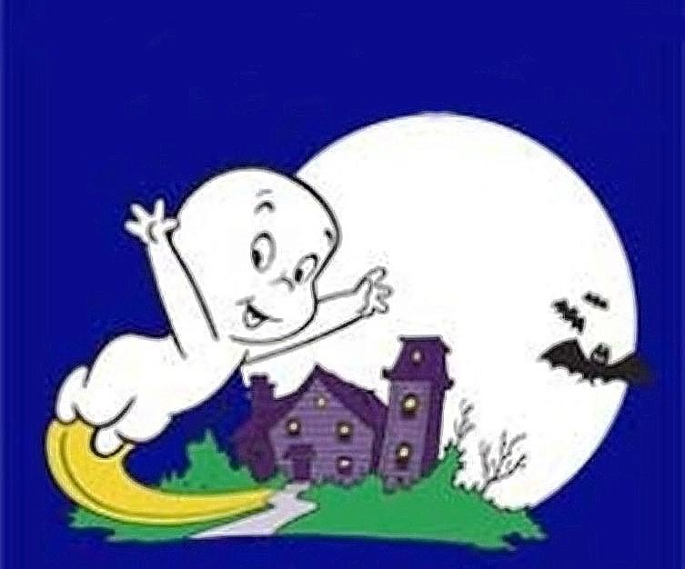 Casper Ghost Cartoon Picture 4
