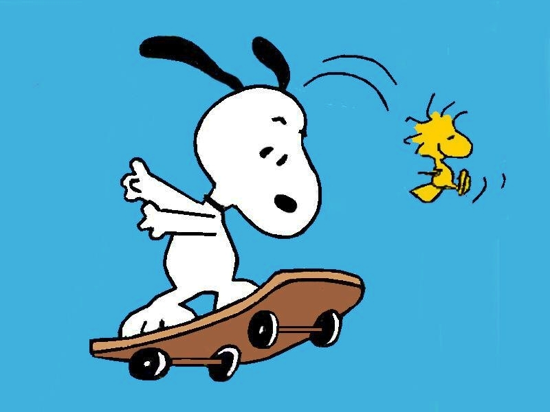 Snoopy Cartoon Picture 4