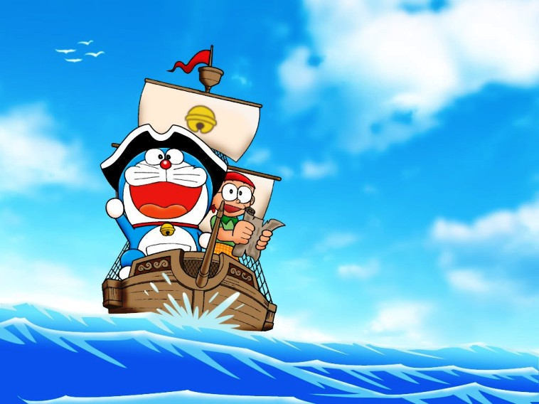 Doraemon Cartoon Picture 2