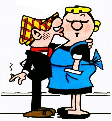 Andy Capp cartoon picture 4