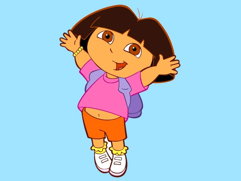 Dora the Explorer Cartoon Picture 2