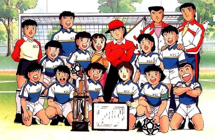 Captain Tsubasa Ozora 4
