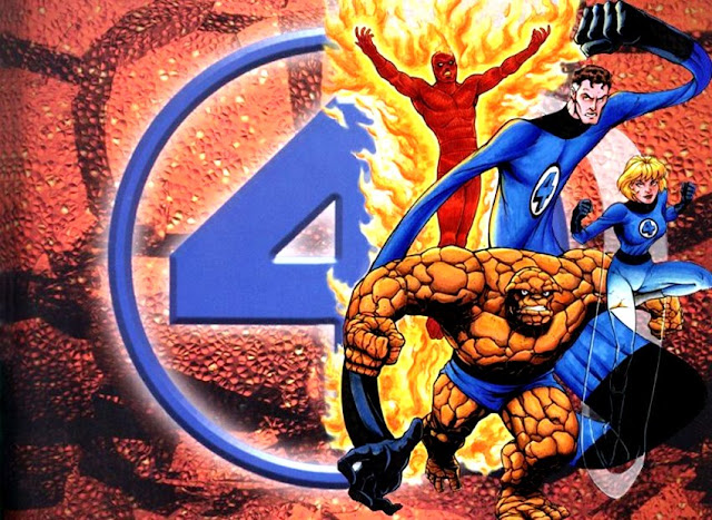 The Fantastic Four 1