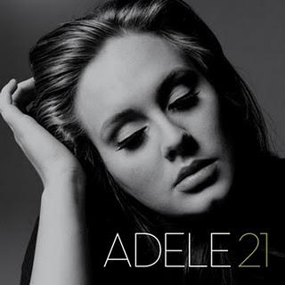 Adele completa 14 semanas no topo das paradas do Reino Unido