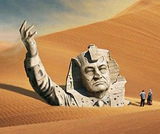 Hosni Mubarak Mundur, Mesir