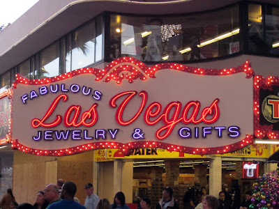 Las Vegas Jewelry Sign photo
