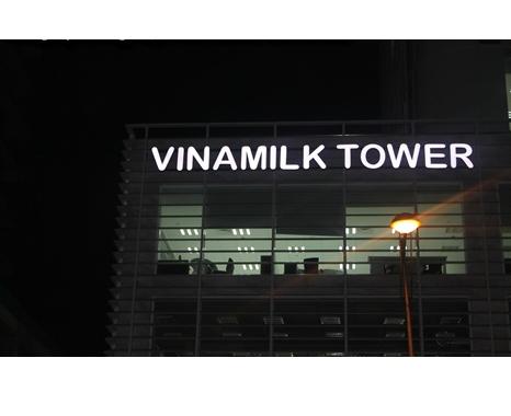Vinamilk Tower  - trangtri360.com - 08.2218.0909