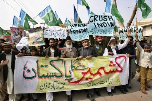Kashmir Solidarity Day observed in Pakistan, world