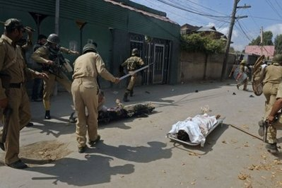 India martyred one more Kashmir in OSJK