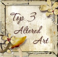 Я в  Топ 3 от Altered-art