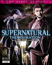 Capa Download Série Anime Supernatural Legendado