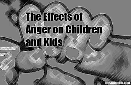 effects anger on kids child The Effects of Anger on Children and Kids