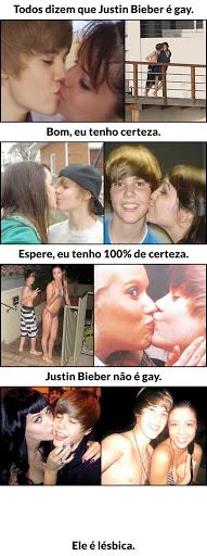 justinbiebergay Justin Bieber: afinal, é ou não é?