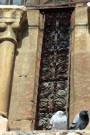 """""""Ferarios"""": el arte de la forja del hierro en el románico. 20101022_6992"""