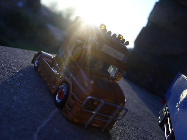 les camion 1/87