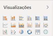 captura de tela Tipos de gráfico do Power BI.png