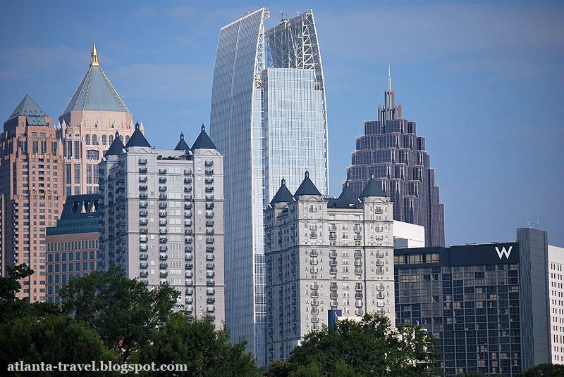Атланта: 6 фактов