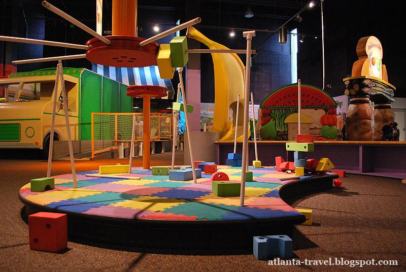 Детский музей Атланты