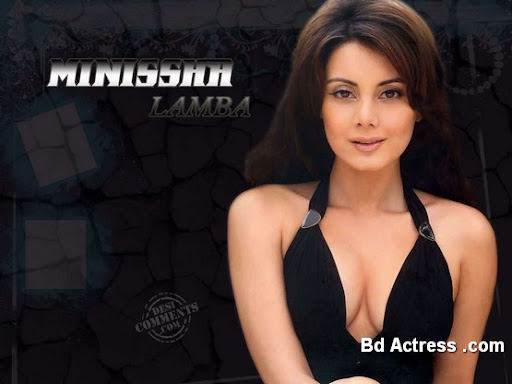 Bollywood Actress Minissha Lamba Photo-02