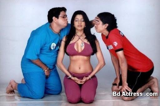 Bollywood Actress Saadhika Randhawa Photo-02
