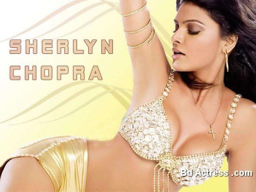 Bollywood Actress Sherlyn Chopra Photo-03