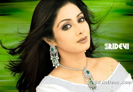 Bollywood Actress Sridevi Photo-06