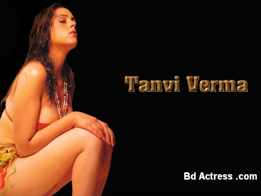 Bollywood Actress Tanvi Verma Photo-05