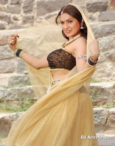 South Indian Actress Adithi Agarwal Photo-02