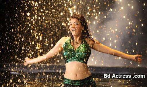 South Indian Actress Kajal Agarwal Photo-01